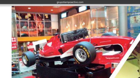 Simulador F1