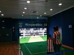Realidad Virtual Simulador Penalti