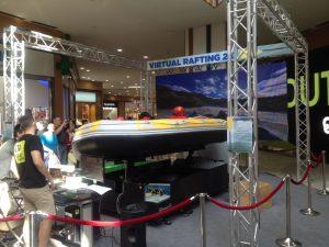 Eventos de Realidad Virtual - Virtual Rafting Parque Rioja